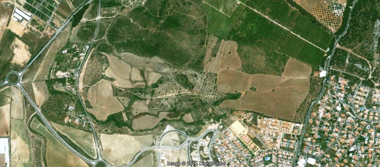 antes, urbanismo, foto aérea, desastre, urbanístico, planeamiento, urbano, construcción,Alhaurín de la Torre, Málaga