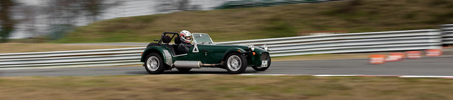 https://www.twin-loc.fr Caterham Lotus Super Seven - Club ASA - Circuit Pau-Arnos - Le 9 février 2014 - Honda Porsche Renault Secma Seat - Photo Picture Image