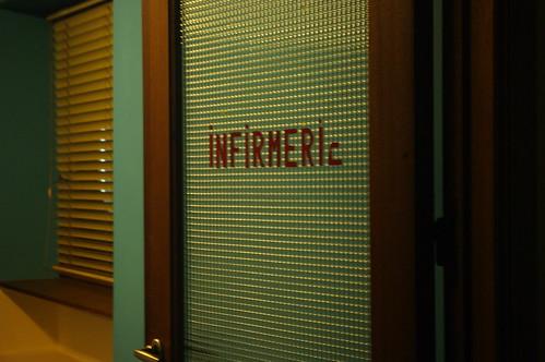 *infirmeri..*