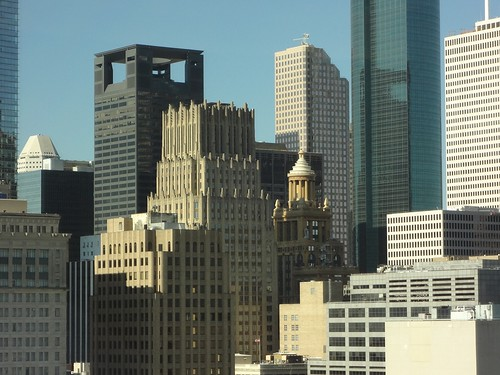 downtown Houston (by: Adventures of KM&G-Morris, creative commons)