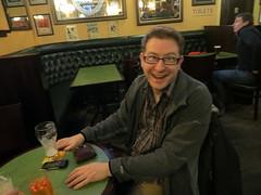 Gregor, Cask and Barrel (Southside), Edinburgh, Feb 2014