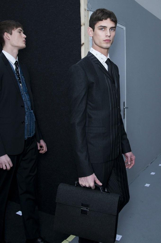 FW14 Paris Dior Homme259_Felix Riess, Arthur Gosse(fashionising.com)
