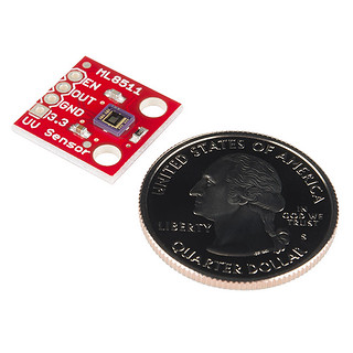 ML8511 UV Sensor Breakout