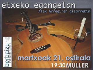 ETXEKO EGONGELAN