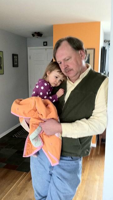 Dad and Elise