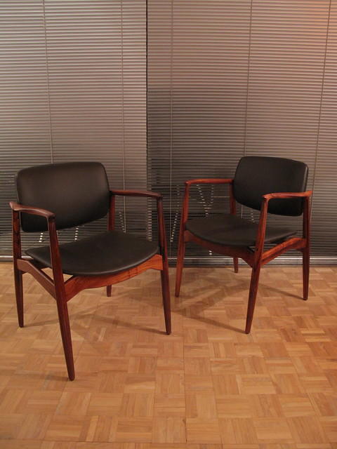 Erik Buck Desk Chairs