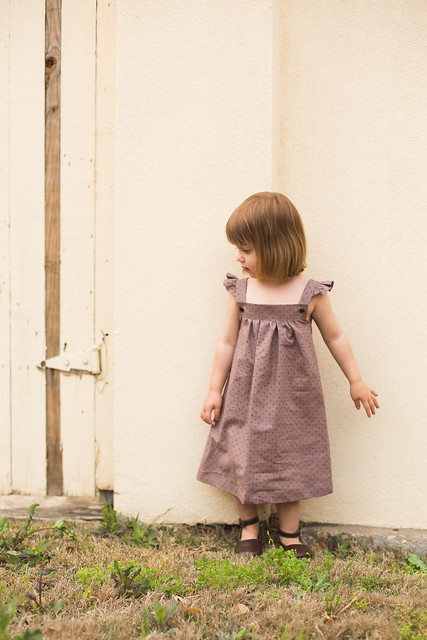 happy homemade : a pinafore