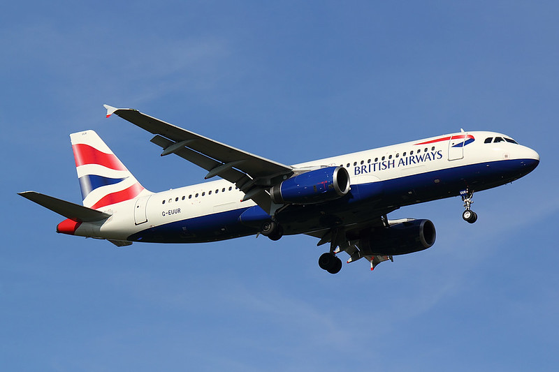 British Airways - G-EUUR (1)