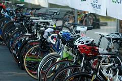 ZAČÁTEČNÍCI: Jaké potřebuji na triatlon kolo?