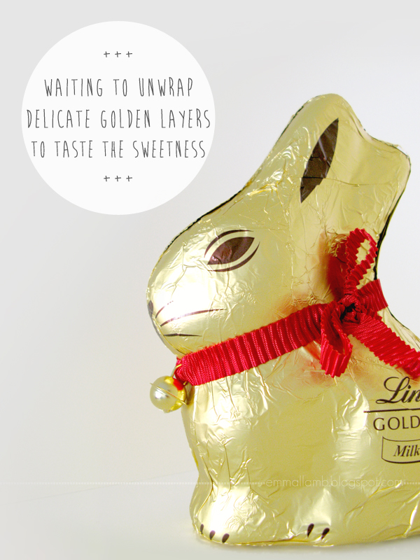 haiku #3, an Easter special | Emma Lamb