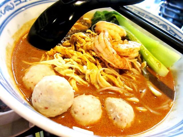 Noodle House laksa 2