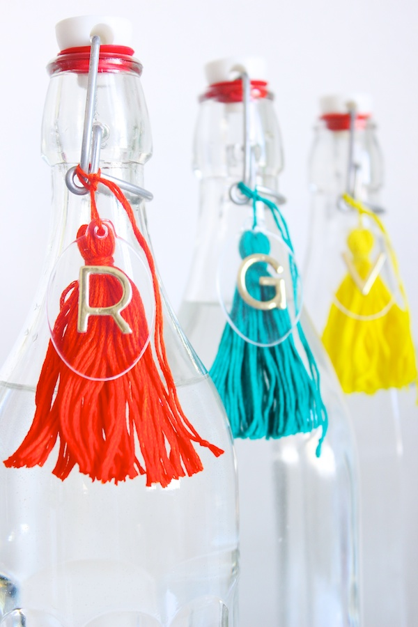 DIY Acrylic Spirit Bottle Tags OSBP