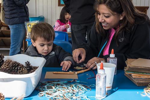 Children's Garden Reopening 2014