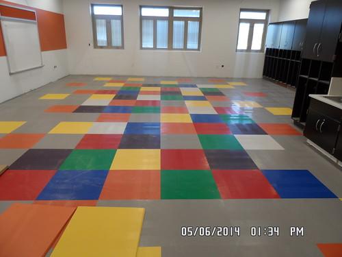 Area A classroom