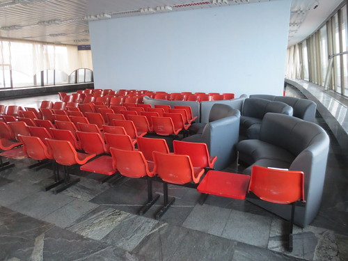 Plenty of seating