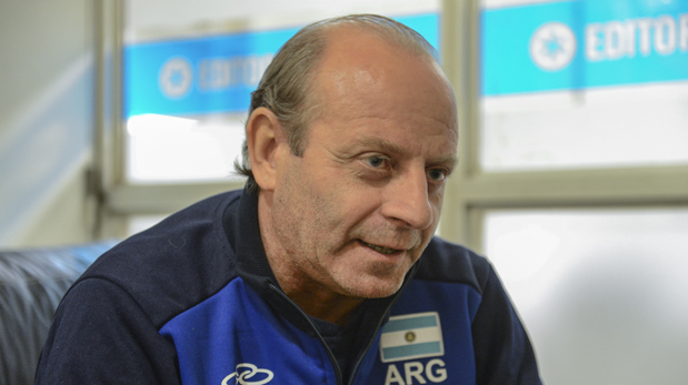 Gabriel Salvia (Foto: El Patagónico)