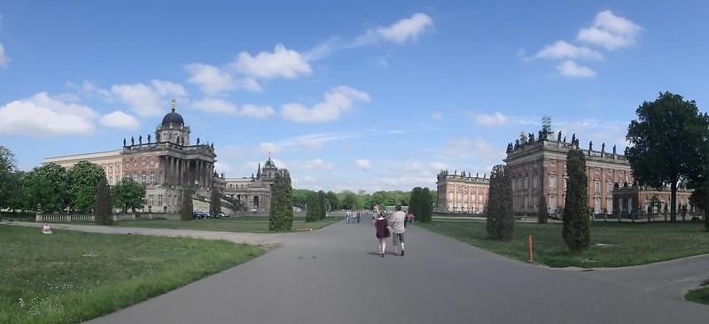 P4270165 Pano Palacios y parques de Potsdam Unesco Alemania