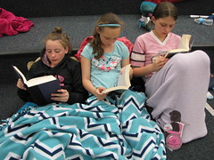 Northside Read-In (submitted by Mrs. Diestler) by melodyaroundtheworld