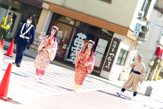 松江武者行列 2014