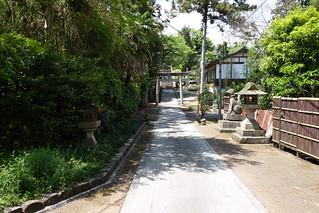 城山稲荷神社(1)
