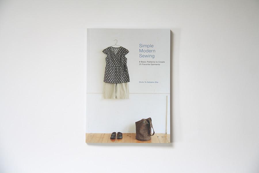 simple modern sewing: crop pants