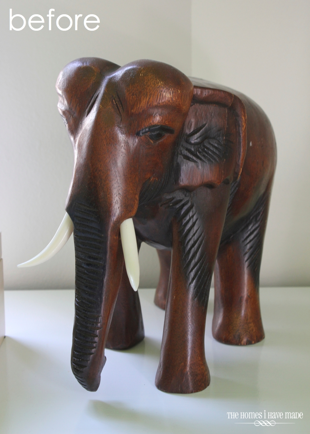Dipped Elephant-001