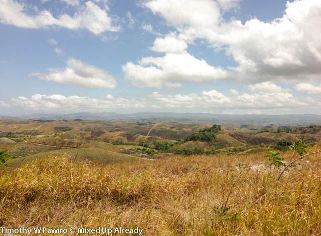 (18) Indonesia - Sumba - A vast hills