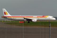 Iberia, EC-ILO, Airbus A321-211