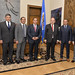 Secretary General Receives Delegation from the Andean Parliament