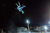 Ski SuperPipe Practice by The Ugly Photo