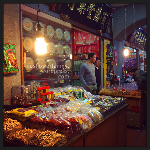 Dadaocheng-Tea shop
