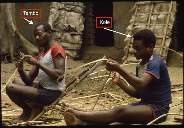 Tambo and Kole circa 1990