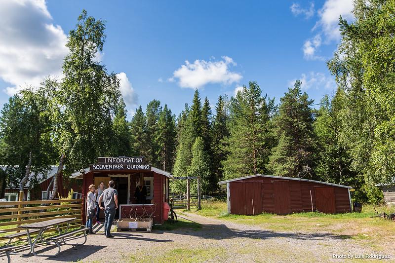 Sami Center Laponia Sueca-2