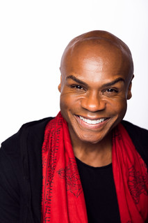 Nathan Lee Graham, actor. The scathing comedy by George C. Wolfe that redefined what it meant to be black in contemporary America, The Colored Museum plays March 6 — April 5, 2015 at the Avenue of the Arts / BU Theatre. Photo by Nile Hawver/Nile Scott Shots.