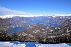 lago como dal monte san primo