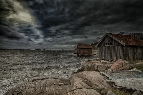 sweden stormy nights