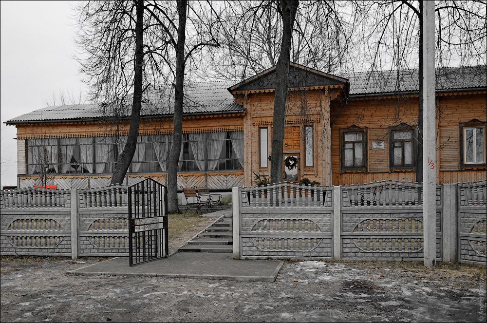 Дом Колодеева