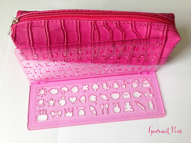 Review Bombata Pen Pouches - Cocco Pink & Purple @AppelboomLaren (11)