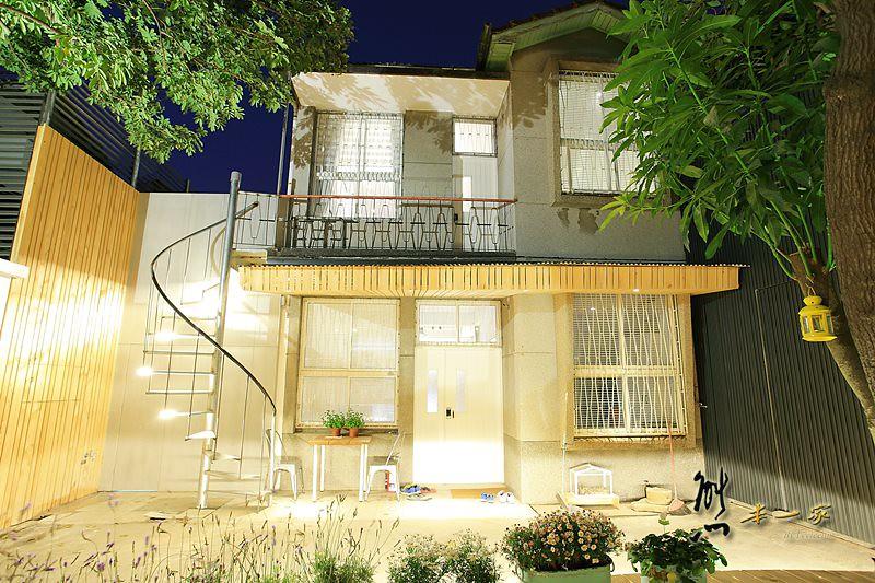 台南錦町老宅二館|大樹下老宅民居
