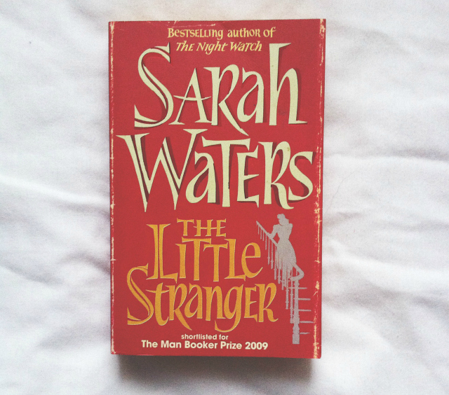 vivatramp the little stranger sarah waters book lifestyle blog secondhand book haul