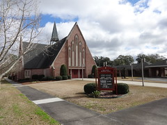 Satilla Village Mobile Home Park First United Methodist Church Waycross