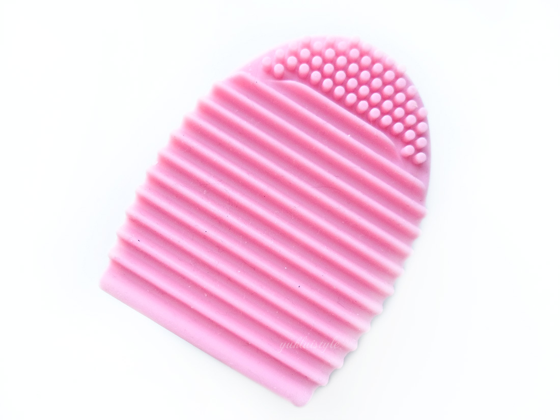 Brush Egg Brush Cleaner review