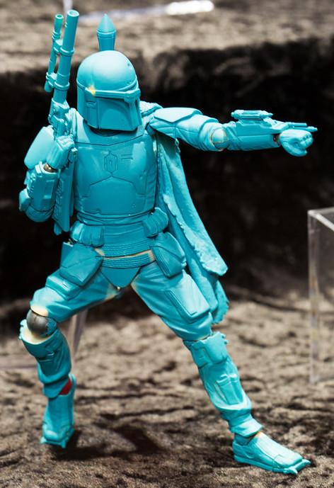【官圖與販售資訊更新】星際大戰輪轉可動系列《STAR WARS:REVO》No.005 波巴・費特