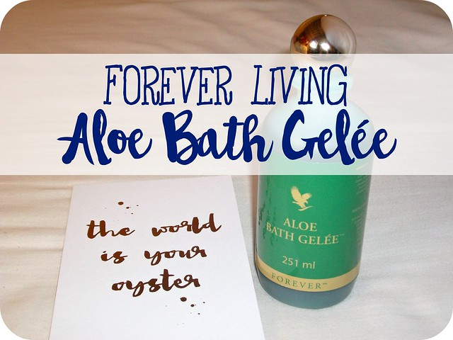 Forever Living Aloe Bath Gel