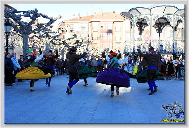 Danzas burgalesas Justo del Río en Briviesca (6)