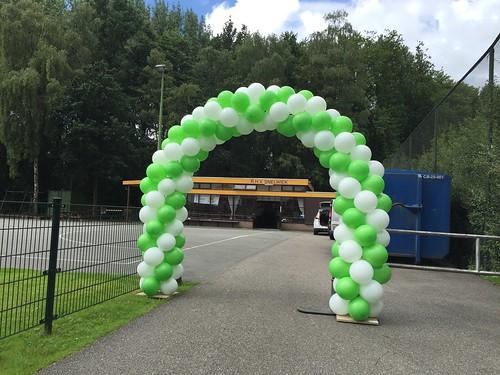 Ballonboog 6m Kikarun Rotterdam Hanbalvereniging Snelwiek Straight Away CoachSizz