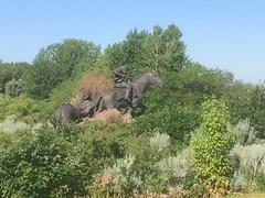 Pony Express Memorial
