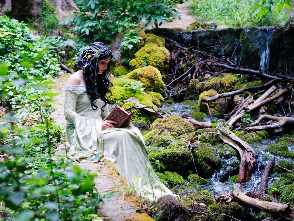 related image - Shooting Arwen - Seigneur des Anneaux - Parc de Saint Pons - Gemenos - 2016-06-18- P1420320