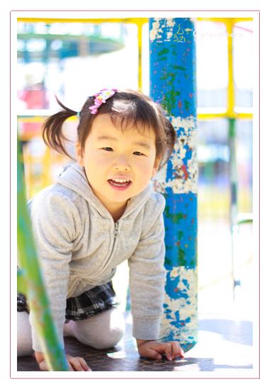家族写真 子供写真 キッズフォト 屋外撮影 江南市