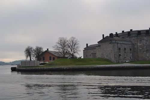 2011.11.12.309 - Stockholms skärgård - VAXHOLM - Strömma Kanalbolaget (Lilla Skärgårdsturen) - Vaxholms fästning